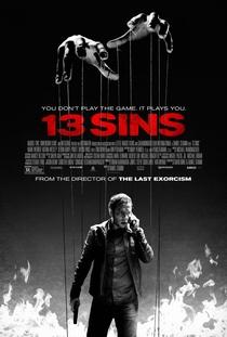 Os 13 Pecados - Poster / Capa / Cartaz - Oficial 1