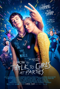How to Talk to Girls at Parties - Poster / Capa / Cartaz - Oficial 2