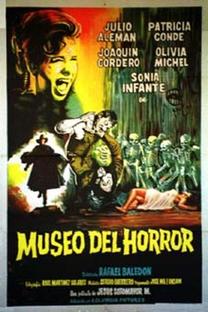 Museo del Horror  - Poster / Capa / Cartaz - Oficial 1