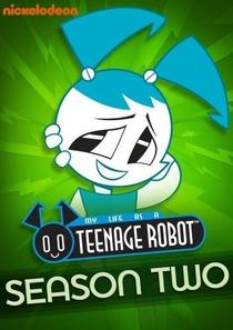 Uma Robô Adolescente (2ª temporada) - Poster / Capa / Cartaz - Oficial 1