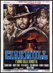 Ciakmull, O Homem da Vingança - Poster / Capa / Cartaz - Oficial 3