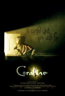 Coraline e o Mundo Secreto - Poster / Capa / Cartaz - Oficial 2