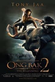 Ong-Bak 2 - Poster / Capa / Cartaz - Oficial 2