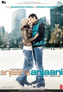 Anjaana Anjaani - Poster / Capa / Cartaz - Oficial 1