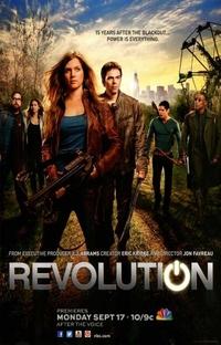 Revolução (1ª Temporada) - Poster / Capa / Cartaz - Oficial 2