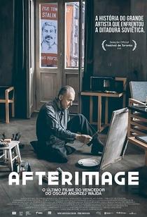 Afterimage - Poster / Capa / Cartaz - Oficial 1