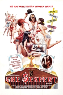 The Sexpert - Poster / Capa / Cartaz - Oficial 1