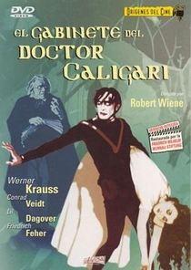 O Gabinete do Dr. Caligari - Poster / Capa / Cartaz - Oficial 13