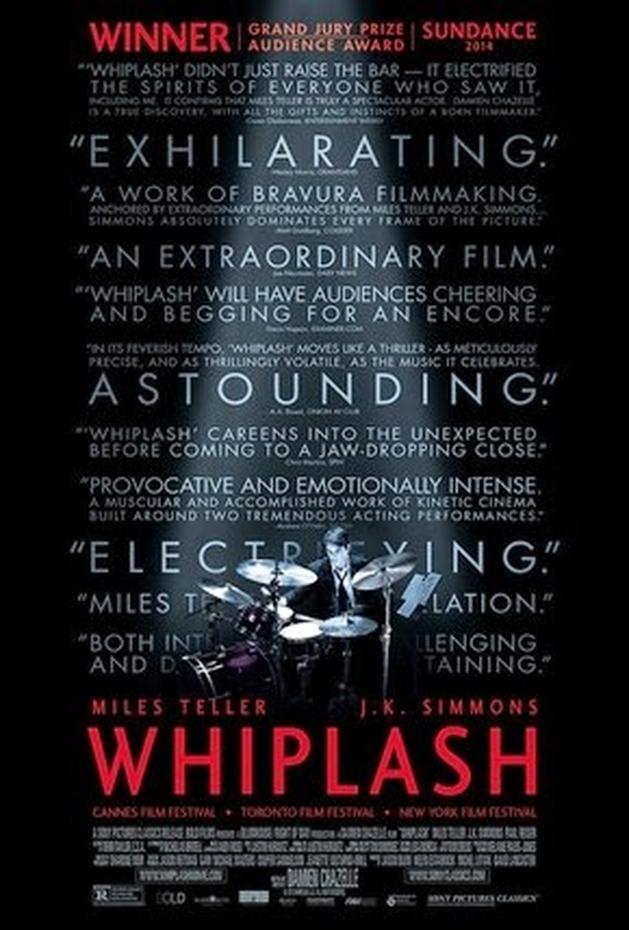 Liga dos Filmes: Whiplash - Em Busca da Perfeição - Review