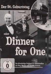 Dinner for One - Poster / Capa / Cartaz - Oficial 1