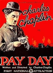 Dia de Pagamento - Poster / Capa / Cartaz - Oficial 3