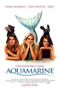 Aquamarine - Poster / Capa / Cartaz - Oficial 1