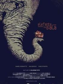 Elefante na sala - Poster / Capa / Cartaz - Oficial 1