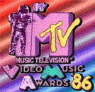 Video Music Awards | VMA (1986)  (1986 MTV Video Music Awards)