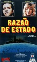 Razão de Estado - Poster / Capa / Cartaz - Oficial 1