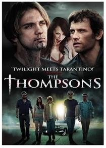 The Thompsons - Poster / Capa / Cartaz - Oficial 4