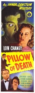 O Travesseiro da Morte - Poster / Capa / Cartaz - Oficial 1