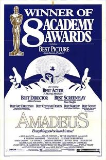 Amadeus - Poster / Capa / Cartaz - Oficial 6