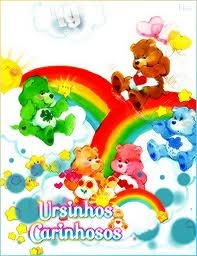 Os Ursinhos Carinhosos - Poster / Capa / Cartaz - Oficial 3