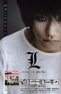 L - Change The World - Poster / Capa / Cartaz - Oficial 5