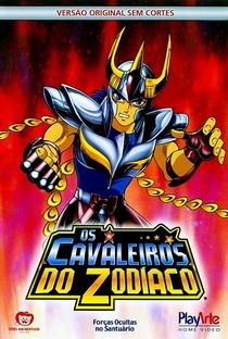 Os Cavaleiros do Zodíaco (Saga 1: Santuário) - Poster / Capa / Cartaz - Oficial 4