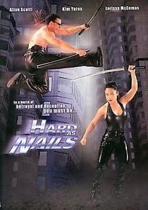 Hard As Nails - Poster / Capa / Cartaz - Oficial 1