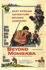 Mombasa, a Selva Negra - Poster / Capa / Cartaz - Oficial 1