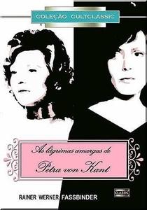 As Lágrimas Amargas de Petra von Kant  - Poster / Capa / Cartaz - Oficial 2