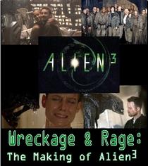Destroços e Raiva: A Produção de Alien 3 - Poster / Capa / Cartaz - Oficial 1