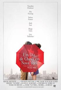 Um Dia de Chuva em Nova York - Poster / Capa / Cartaz - Oficial 1