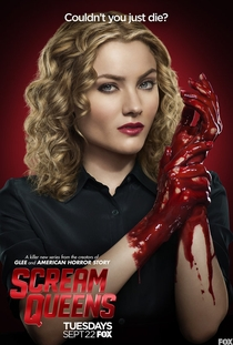 Scream Queens (1ª Temporada) - Poster / Capa / Cartaz - Oficial 18
