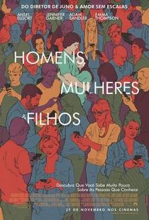 Homens, Mulheres & Filhos - Poster / Capa / Cartaz - Oficial 2