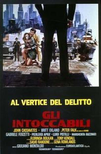 A Fúria dos Intocáveis - Poster / Capa / Cartaz - Oficial 4