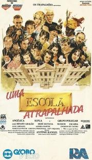 Uma Escola Atrapalhada - Poster / Capa / Cartaz - Oficial 2