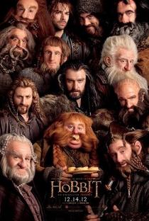 O Hobbit: Uma Jornada Inesperada - Poster / Capa / Cartaz - Oficial 4