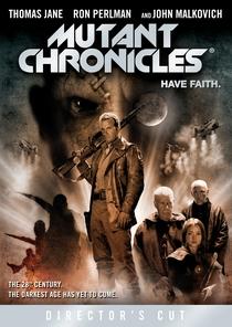 A Era Da Escuridão - Mutant Chronicles - Poster / Capa / Cartaz - Oficial 9