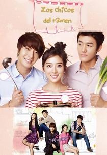 Flower Boy Ramyun Shop - Poster / Capa / Cartaz - Oficial 2