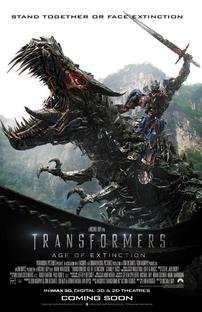 Transformers: A Era da Extinção - Poster / Capa / Cartaz - Oficial 5