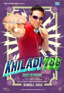Khiladi 786 - Poster / Capa / Cartaz - Oficial 3