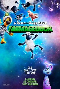 Shaun, O Carneiro - O Filme: A Fazenda Contra-Ataca - Poster / Capa / Cartaz - Oficial 3