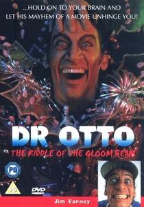 Dr. Otto E o Enigma do Raio Tenebroso - Poster / Capa / Cartaz - Oficial 1