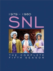 Saturday Night Live (5ª Temporada) - Poster / Capa / Cartaz - Oficial 1
