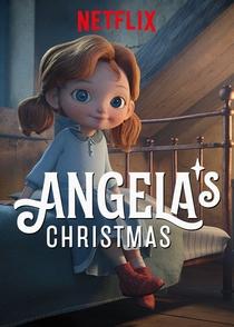 O Natal de Angela - Poster / Capa / Cartaz - Oficial 1