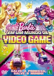 Barbie em um Mundo de Video Game - Poster / Capa / Cartaz - Oficial 1