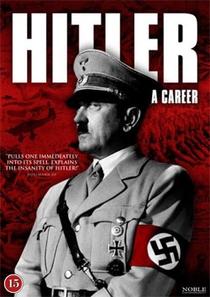 Hitler - Uma Carreira - Poster / Capa / Cartaz - Oficial 5