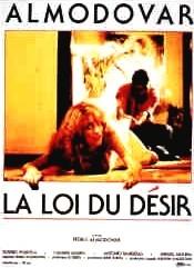 A Lei do Desejo - Poster / Capa / Cartaz - Oficial 7
