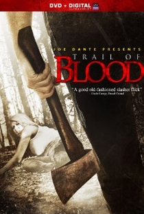 Trail of Blood - Poster / Capa / Cartaz - Oficial 1