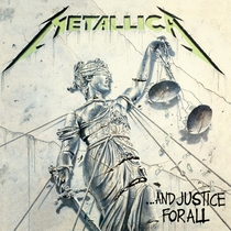 "Metallica - ""...And Justice for All"" (Live) - Poster / Capa / Cartaz - Oficial 1"