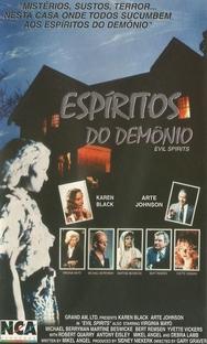 Espíritos do Demônio - Poster / Capa / Cartaz - Oficial 2