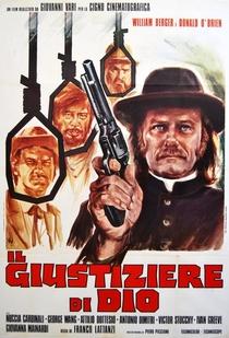 O Justiceiro de Deus - Poster / Capa / Cartaz - Oficial 1